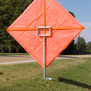 "POGO Sign Stand for 36"" or 48"" Signs"