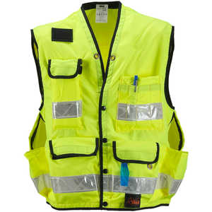 SECO Class 2 Lightweight Safety Utility Vest
