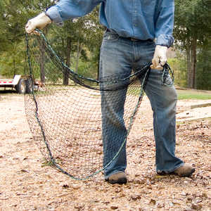Midwest Tongs Animal Throw Net, 4' Diameter