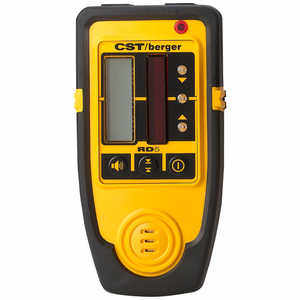 CST/Berger RD5 Laser Detector with Rod Clamp