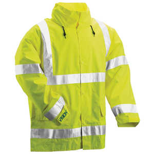 Tingley ANSI Class 3 Vision™ Hi-Vis Rain Jacket
