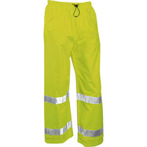 Tingley ANSI Class 3 Vision™ Hi-Vis Rain Pants