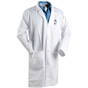 Unisex Lab Coat, Small