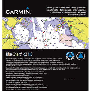 Garmin BlueChart® g2 HD Maps, U.S. All and Canadian West Coast