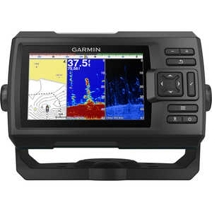 Garmin® STRIKER™ Plus 5cv Fishfinder/GPS Combo Series with CV20