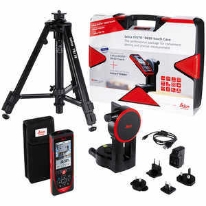 Leica DISTO D810 touch Laser Distance Measurer Package