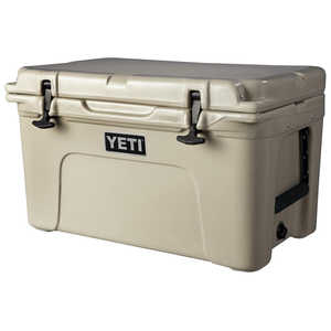 YETI Tundra Cooler 45 Quart, Tan