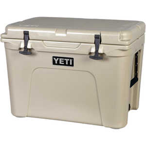 YETI Tundra Cooler 50 Quart, Tan