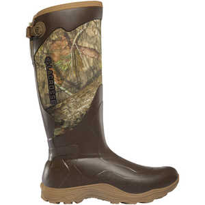 "LaCrosse® 17"" Alpha Agility Realtree Edge™ Brown Boots"
