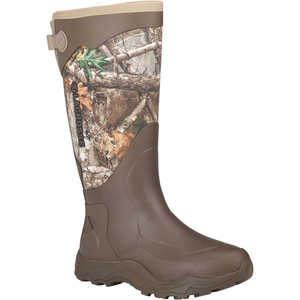 LaCrosse® 17˝ Alpha Agility Realtree Edge™ Brown Boots