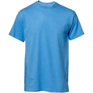 Insect Shield Short Sleeve Tee, Carolina Blue, XX-Large
