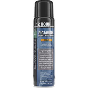 Sawyer Fisherman's Formula Picaridin Spray Insect Repellent, 6 oz. Aerosol Spray