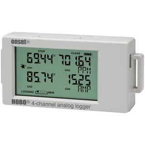 HOBO UX120 Four-Channel Analog Data Logger