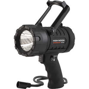 Browning High Noon Rechargeable Spotlight, 850 Lumens, Black