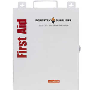 Forestry Suppliers SmartCompliance 25-Person First Aid Cabinet
