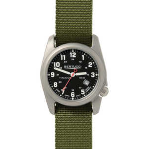 Bertucci A-2T Original Classics Titanium Field Watch