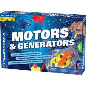 Thames & Kosmos Motors and Generators