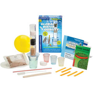 Thames & Kosmos Global Water Quality Kit