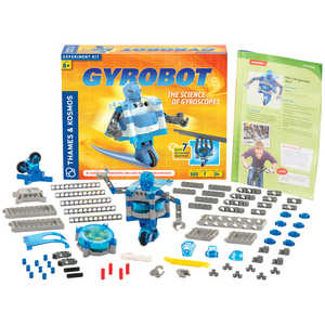 Thames & Kosmos Gyrobot: The Science of Gyroscopes