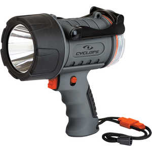 Cyclops 3 Watt Rechargeable Waterproof Spotlight
