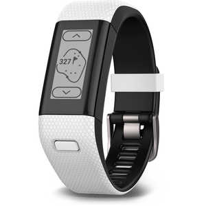Garmin Approach X40 Golf GPS Watch, White/Gray