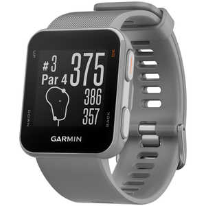 Garmin Approach S10 GPS Golf Watch, Powder Gray