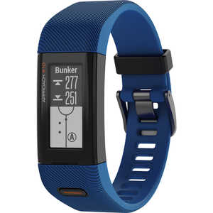Garmin Approach X10 GPS Golf Band, Bolt Blue, Regular Band