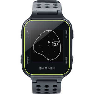 Garmin Approach S20 GPS Golf Watch, Slate