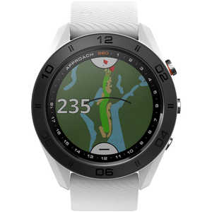 Garmin Approach S60 GPS Golf Watch, White