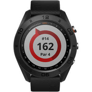 Garmin Approach S60 GPS Golf Watch, Black