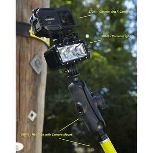 Camera Light for Hastings Insulated Camera Mount Hot Stick