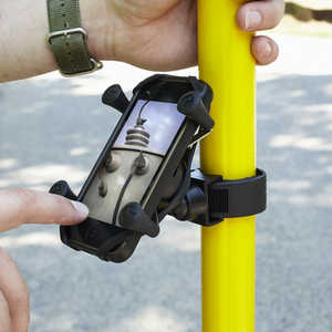 Smart Phone Mount for Hastings Insulated Camera Mount Hot Stick