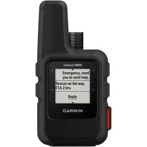 Garmin inReach Mini Satellite Communicator, Black