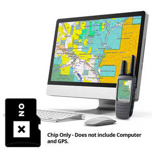 onXmaps State Premium GPS Chip for Garmin® GPS