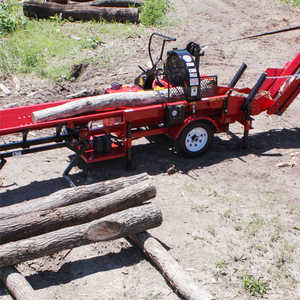 Lil Beaver Model 13 with 8' Conveyor