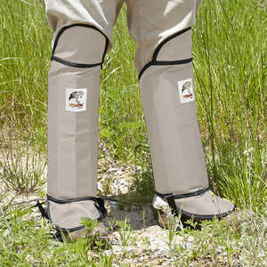 Venom Snake Gaiters, Tan