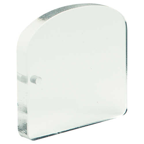 Jim-Gem Custom Shape Prism, 10 BAF, Clear, English
