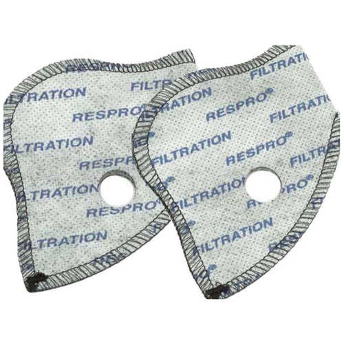 Anti-Pollution Mask Replacement Dynamic ACC Filters, Pack of 2