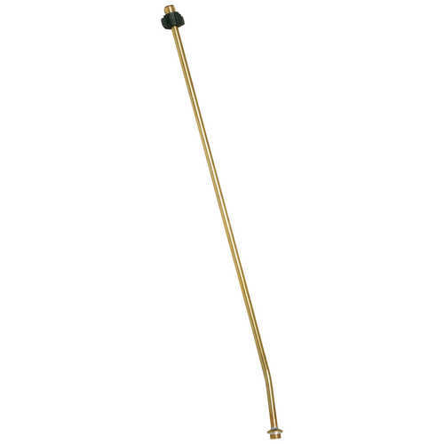 Birchmeier Replacement Curved Brass Wand