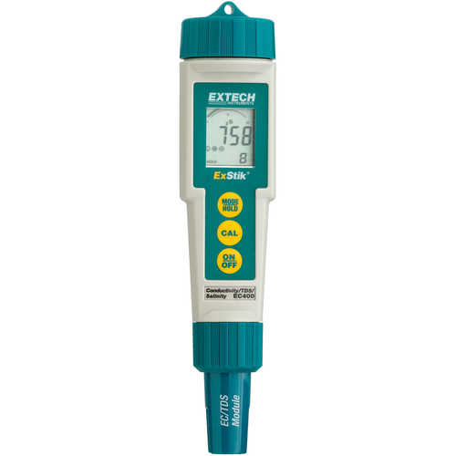 Extech ExStik Conductivity/TDS/Salinity Meter Model EC400