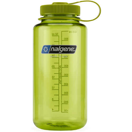 Spring Green, Nalgene Wide Mouth Water Bottle, 32 oz.