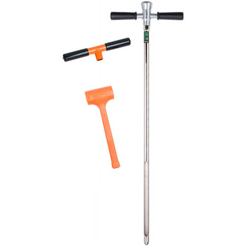 AMS Standard Hammer Head Soil Probe Kit