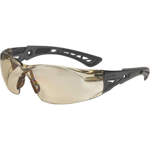 Bolle Rush+ Safety Glasses with CSP Platinum Lens