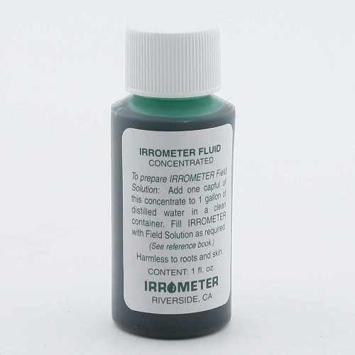Replacement Irrometer Fluid