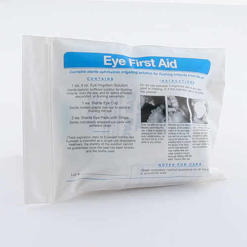 Forestry Suppliers First Aid Refill, Eye First Aid Module