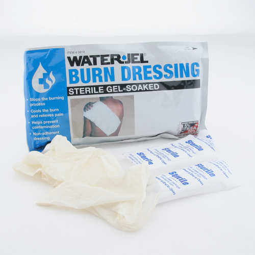 Forestry Suppliers First Aid Refill, Severe Burns Treatment Module