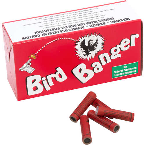 Bird Banger with Blank Primer, Box of 100