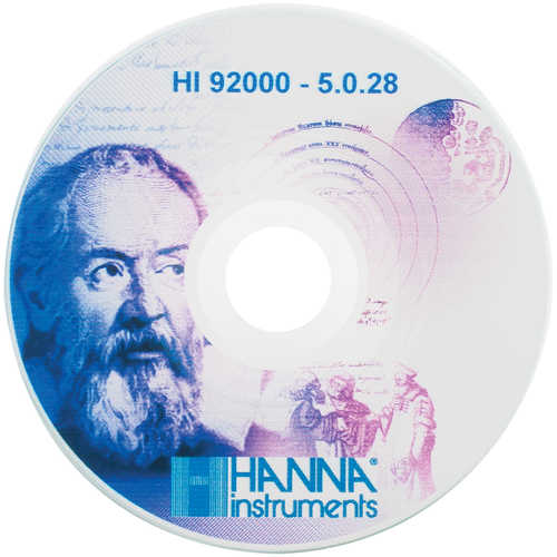 Hanna Instruments Windows-Compatible Software for 76515