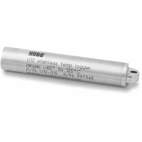 HOBO U12 Stainless Temperature Data Logger