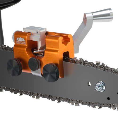 TimberLine Saw Sharpener - Carbide Bits sold separately.
